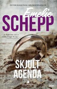 Skjult agenda (ebok) av Emelie Schepp