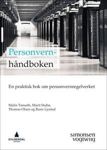 Personvernhåndboken (ebok) av Malin Tønseth,