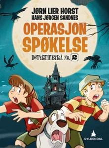 Operasjon Spøkelse (ebok) av Jørn Lier Horst