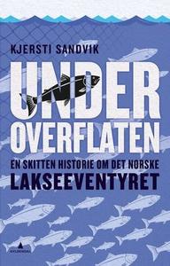 Under overflaten (ebok) av Kjersti Sandvik