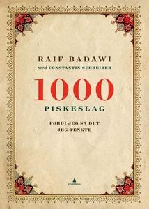 1000 piskeslag (ebok) av Raif Badawi