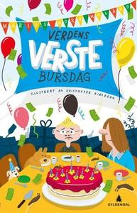 Verdens verste bursdag (ebok) av Marius Horn
