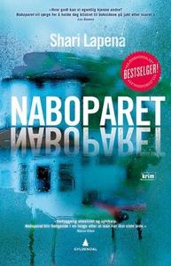 Naboparet (ebok) av Shari Lapena