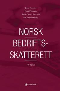 Norsk bedriftsskatterett (ebok) av Benn Folkv
