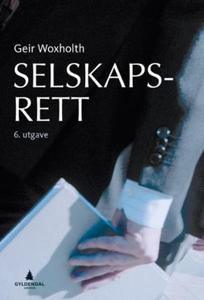 Selskapsrett (ebok) av Geir Woxholth