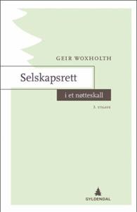 Selskapsrett i et nøtteskall (ebok) av Geir W