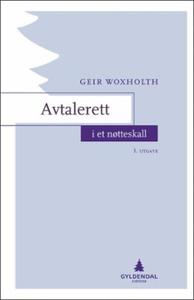 Avtalerett i et nøtteskall (ebok) av Geir Wox