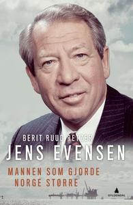 Jens Evensen (ebok) av Berit Ruud Retzer