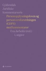 Personopplysningsloven og personvernforordnin