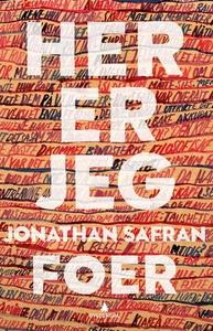 Her er jeg (ebok) av Jonathan Safran Foer