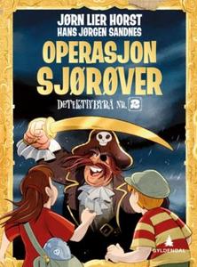 Operasjon Sjørøver (ebok) av Jørn Lier Horst