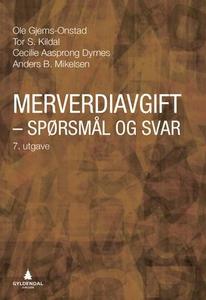 Merverdiavgift (ebok) av Ole Gjems-Onstad, Ce
