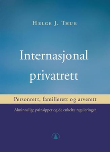 Internasjonal privatrett (ebok) av Helge J. T