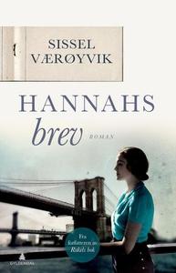Hannahs brev (ebok) av Sissel Værøyvik