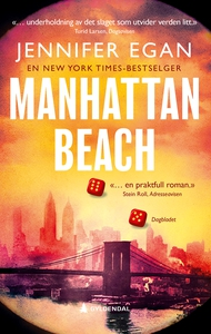 Manhattan Beach (ebok) av Jennifer Egan