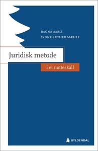 Juridisk metode i et nøtteskall (ebok) av Rag