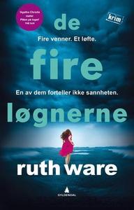 De fire løgnerne (ebok) av Ruth Ware