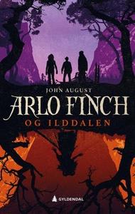 Arlo Finch i llddalen (ebok) av John August