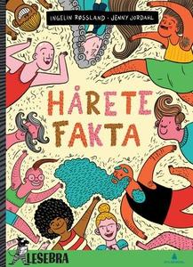 Hårete fakta (ebok) av Ingelin Røssland Lauré