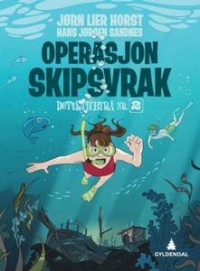 Operasjon Skipsvrak (ebok) av Jørn Lier Horst