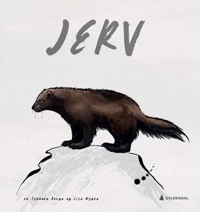 Jerv (ebok) av Synnøve Borge