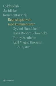 Regnskapsloven med kommentarer (ebok) av Øyvi