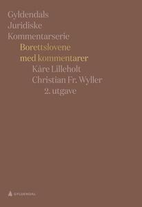 Borettslovene med kommentarer (ebok) av Kåre