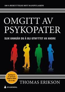 Omgitt av psykopater (ebok) av Thomas Erikson