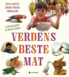 Verdens beste mat (ebok) av Neha Naveen, Håko