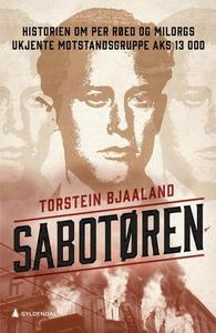 Sabotøren (ebok) av Torstein Bjaaland