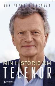 Min historie om Telenor (ebok) av Jon Fredrik