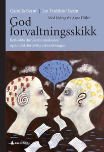 God forvaltningsskikk (ebok) av Agnes Camilla
