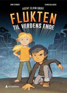Flukten til verdens ende (ebok) av Arne Sving