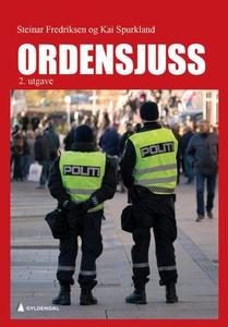 Ordensjuss (ebok) av Steinar Fredriksen, Kai