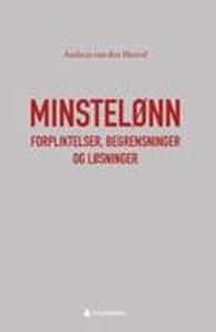 Minstelønn (ebok) av Andreas van den Heuvel