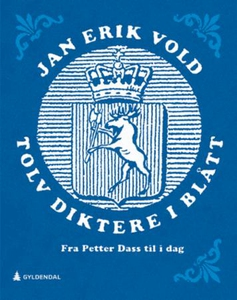 Tolv diktere i blått (ebok) av Jan Erik Vold