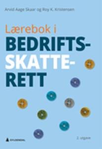 Lærebok i bedriftsskatterett (ebok) av Arvid