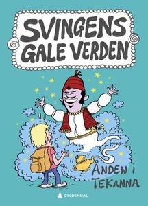Ånden i tekanna (ebok) av Arne Svingen