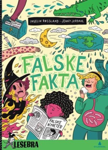 Falske fakta (ebok) av Ingelin Røssland