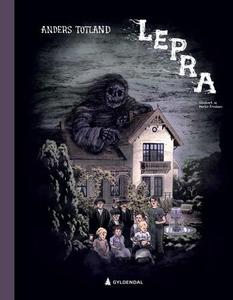 Lepra (ebok) av Anders Totland