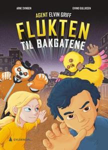 Flukten til bakgatene (ebok) av Arne Svingen