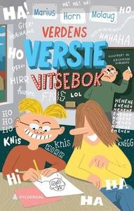 Verdens verste vitsebok (ebok) av Marius Horn