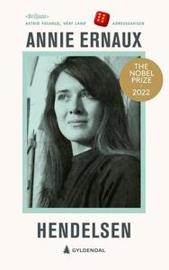 Hendelsen (ebok) av Annie Ernaux