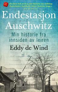 Endestasjon Auschwitz (ebok) av Eddy de Wind,