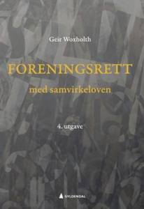 Foreningsrett (ebok) av Geir Woxholth