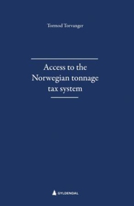 Access to the Norwegian tonnage tax system (e