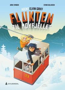Flukten til høyfjellet (ebok) av Arne Svingen