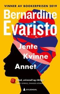 Jente, kvinne, annet (ebok) av Bernardine Eva
