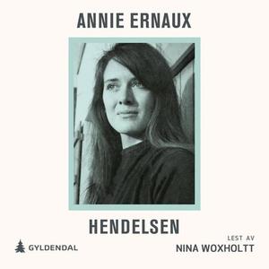 Hendelsen (lydbok) av Annie Ernaux