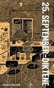 25. september-diktene (ebok) av Joakim Kjørsv